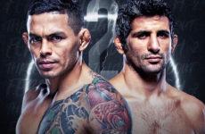 Видео боя Бенеил Дариуш — Диего Феррейра UFC Fight Night 184