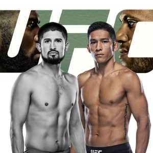 Видео боя Винс Качеро — Ронни Лоуренс UFC Fight Night 186
