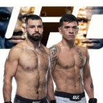 Видео боя Джулиан Маркес — Маки Питоло UFC 258