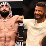 Видео боя Диего Лима — Белал Мухаммад UFC 258