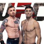 Видео боя Дэррик Миннер — Чарльз Роса UFC Fight Night 185