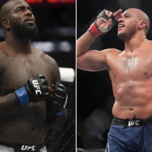 Видео боя Жаирзиньо Розенструйк — Сирил Ган UFC Fight Night 186