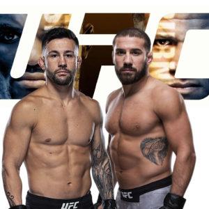 Видео боя Педро Муньос — Джимми Ривера UFC Fight Night 186