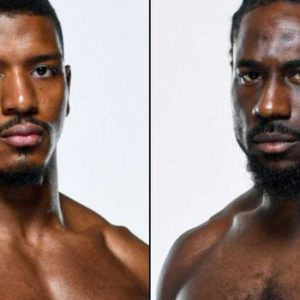 Видео боя Раони Барселос — Марсело Рохо UFC Fight Night 186