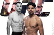 Видео боя Аалон Круз — Урос Медич UFC 259