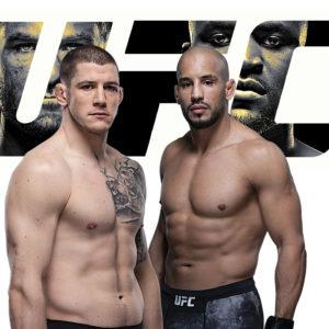 Видео боя Абу Азайтар — Марк-Андре Баррио UFC 260