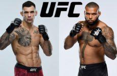 Видео боя Александр Ракич — Тиаго Сантос UFC 259