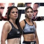 Видео боя Аманда Лемос — Ливинья Соуза UFC 259