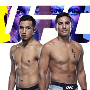 Видео боя Густаво Лопес — Адриан Янез UFC on ESPN 21