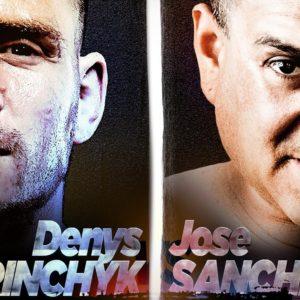 Прямая трансляция Денис Беринчик – Хосе Санчес