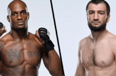 Видео боя Джаред Гуден — Абубакар Нурмагомедов UFC 260