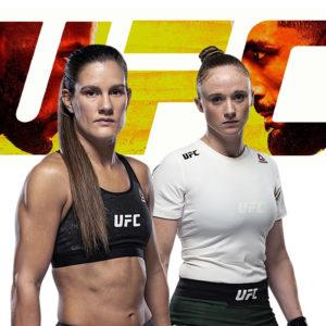 Видео боя Джей Джей Олдрич — Кортни Кейси UFC Fight Night 187