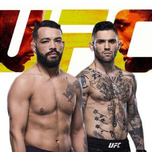 Видео боя Дэн Иге — Гевин Такер UFC Fight Night 187