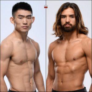Видео боя Кайлер Филлипс — Сонг Ядонг UFC 259
