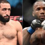 Видео боя Леон Эдвардс — Белал Мухаммад UFC Fight Night 187