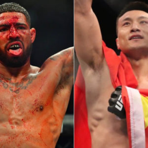 Видео боя Макс Гриффин — Сонг Кинан UFC on ESPN 21