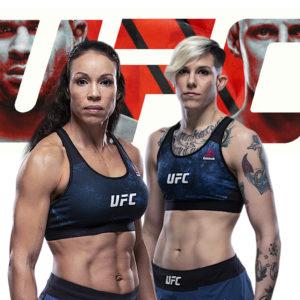 Видео боя Мэйси Чиассон — Марион Рено UFC on ESPN 21