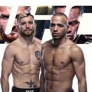 Видео боя Тим Эллиотт — Джордан Эспиноса UFC 259