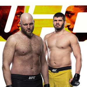 Видео боя Филипе Линс — Бен Ротвелл UFC Fight Night 187