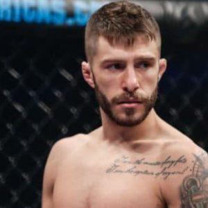 Видео боя Шарль Журден — Марсело Рохо UFC Fight Night 187