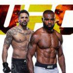 Видео боя Эрик Андерс — Даррен Стюарт UFC Fight Night 187