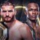 Видео боя Ян Блахович — Исраэль Адесанья UFC 259