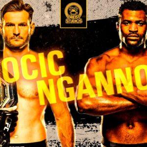 Прямая трансляция UFC 260: Стипе Миочич — Фрэнсис Нганну 2