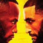 Прямая трансляция UFC Fight Night 187: Леон Эдвардс - Белал Мухаммад
