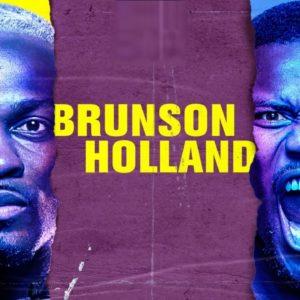 Прямая трансляция UFC on ESPN 21: Дерек Брансон — Кевин Холланд