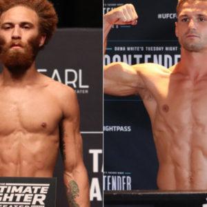 Видео боя Александр Муньос — Луис Пена UFC on ESPN 22
