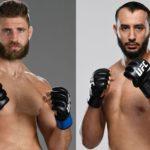 Видео боя Доминик Рейес — Иржи Прохаска UFC on ESPN 23