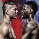 Прямой эфир UFC on ABC 2: Марвин Веттори — Кевин Холланд. Смотреть онлайн