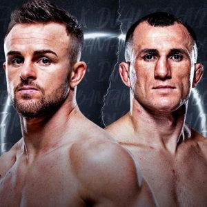 Видео боя Мераб Двалишвили — Коди Стаманн UFC on ESPN 23