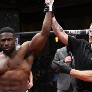 Видео боя Уилльям Найт — Чон Да Ун UFC on ABC 2