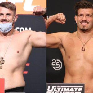 Видео боя Хуан Эспино — Александр Романов UFC on ESPN 22