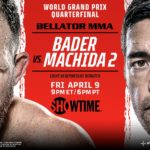 Прямая трансляция Bellator 256: Райан Бейдер – Лиото Мачида 2