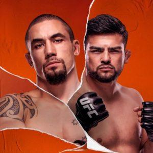 Прямая трансляция UFC on ESPN 22: Роберт Уиттакер — Келвин Гастелум