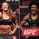 Видео боя Анджела Хилл — Аманда Рибас UFC on ESPN 24