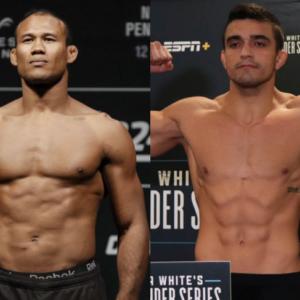 Видео боя Андре Муниз — Роналду Соуза UFC 262