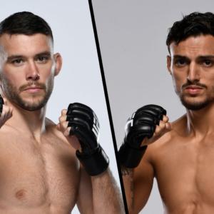 Видео боя Виктор Родригес — Бруно Сильва UFC Fight Night 188