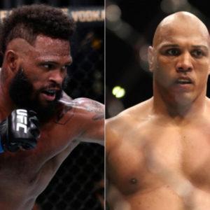 Видео боя Морис Грин — Маркос Рожерио де Лима UFC on ESPN 24