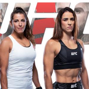Видео боя Норма Дюмон — Фелиция Спенсер UFC Fight Night 188