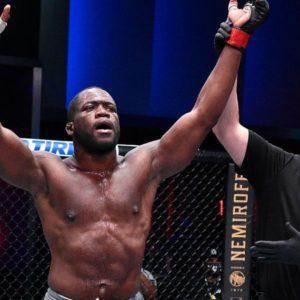Видео боя Тафон Нчукви — Джун Йон Парк UFC on ESPN 24
