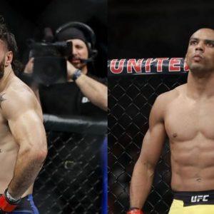 Видео боя Эдсон Барбоза — Шейн Бургос UFC 262