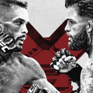 Прямой эфир UFC Fight Night 188: Коди Гарбрандт — Роб Фонт. Смотреть онлайн