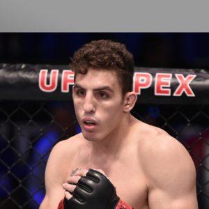 Видео боя Алекса Камур — Николае Негумеряну UFC on ESPN 25
