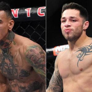 Видео боя Андре Фили — Даниэль Пинеда UFC Fight Night 190