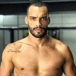 Видео боя Бруно Сильва — Веллингтон Турман UFC on ESPN 25