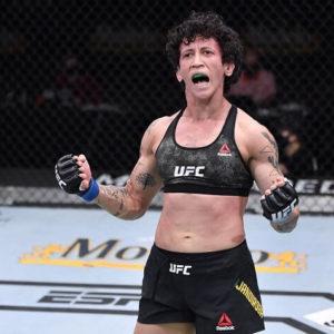 Видео боя Вирна Яндироба — Канако Мурата UFC on ESPN 25