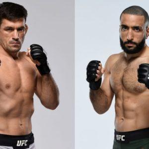 Видео боя Демиан Майа — Белал Мухаммад UFC 263